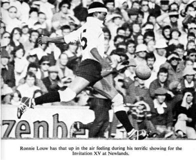 Ronnie Louw